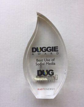 2017 Duggie Best Use of Social Media Mixed Digital LLC